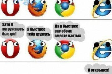 Установить браузер и дополнения