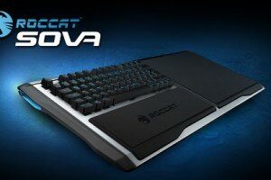 Игровая клавиатура Sova от Roccat