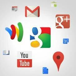 Создаем почту на примере gmail