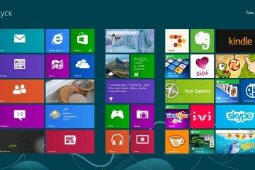 Пуск в Windows 8 как и в Windows 7. Или как вернуть пуск в Windows 8