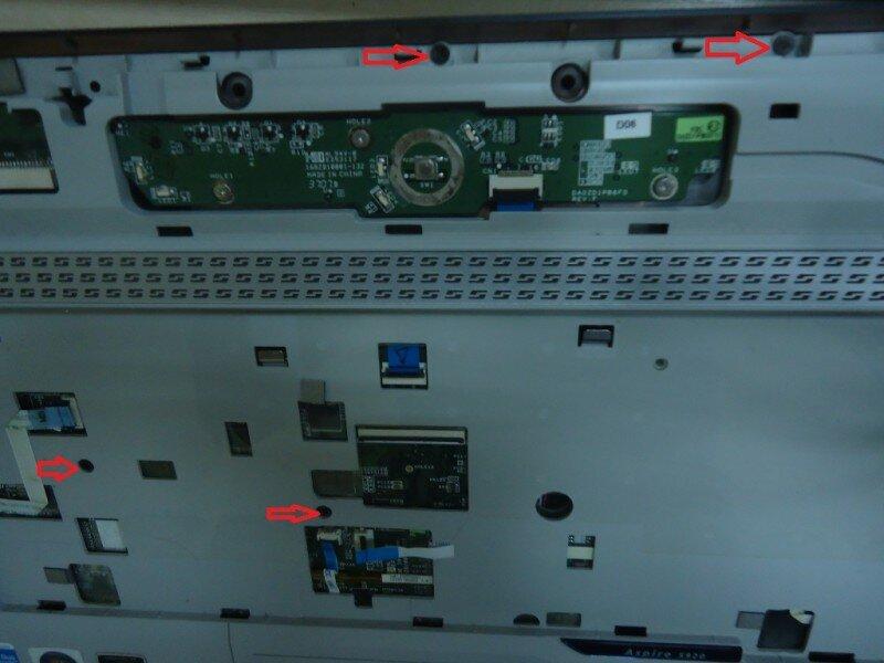 Разборка Acer 5920G