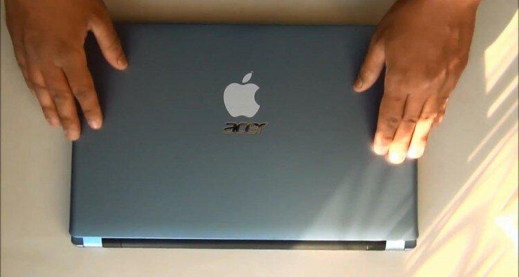 Как разобрать Acer Aspire V5 571 MS2361 (инструкция в картинках)