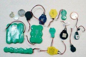 Батарейки биос
