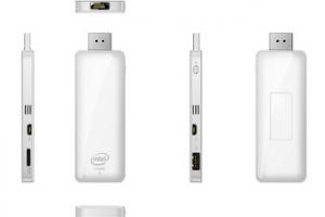 Intel Bay Trail мини пк с андроид