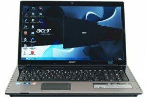 Разборка Acer Apsire 7745G (инструкция в картинках)