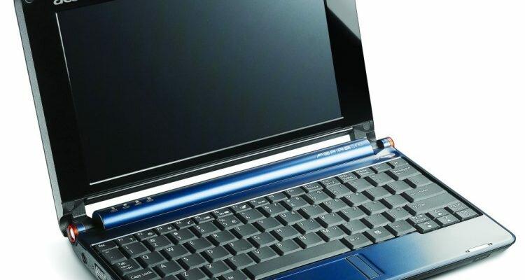 Скачать драйвера Acer Aspire One ZG5 (AOA110)