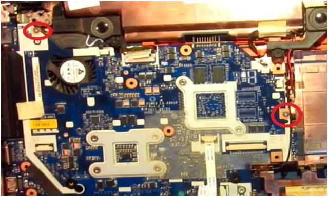 Как разобрать Acer Aspire 5755 (пошаговая инструкция в картинках)