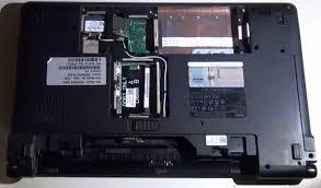 Как разобрать ноутбук Dell 1546 (Инструкция в картинках)