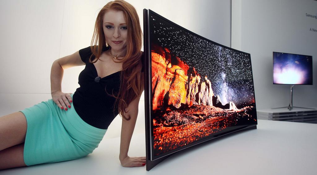 OLED дисплеи LG