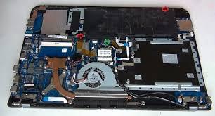 Разборка Samsung SF510 система охлаждения