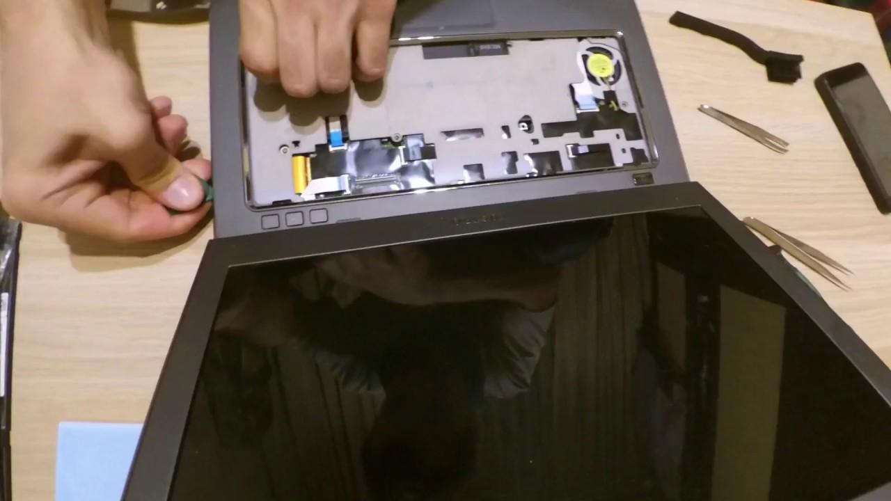 Разборка Dell Vostro 3360 (инструкция в картинках)